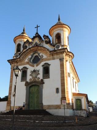 Igreja em Mariana