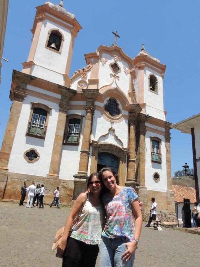 Igreja Nossa Senhora do Pilar Ouro Preto