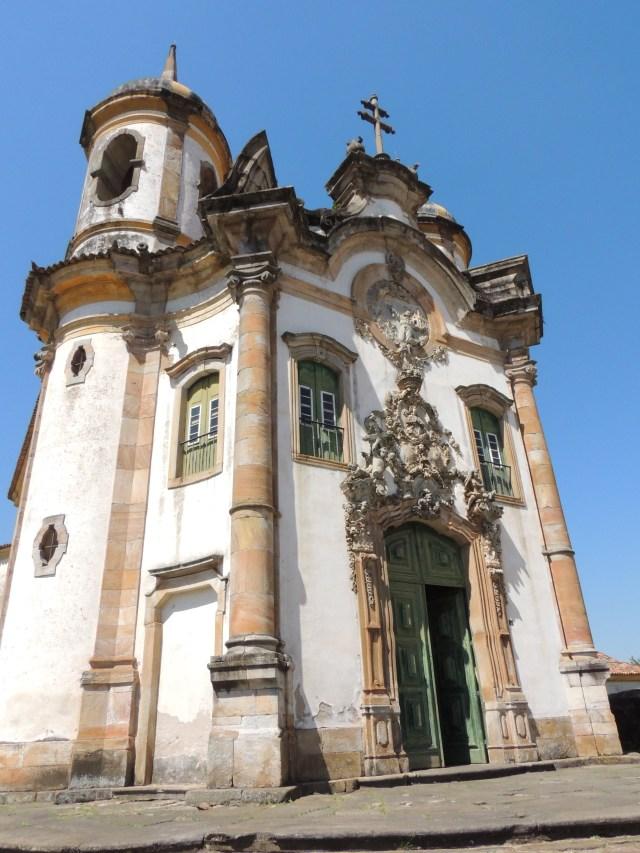 Igreja São Francisco de Assis-Ouro Preto