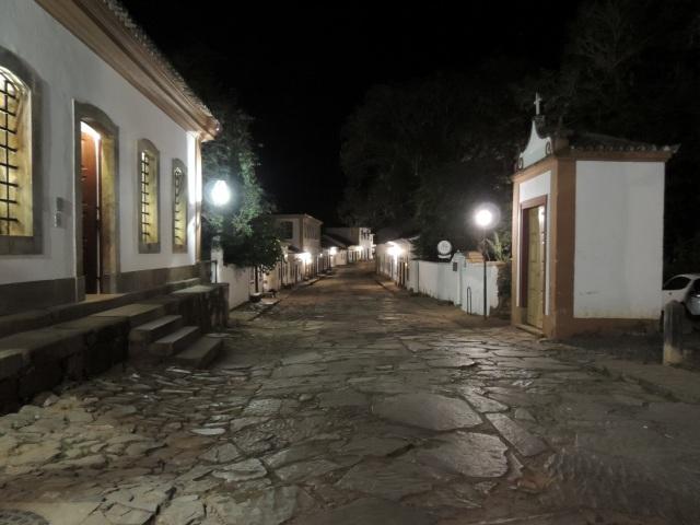 Noite em Tiradentes