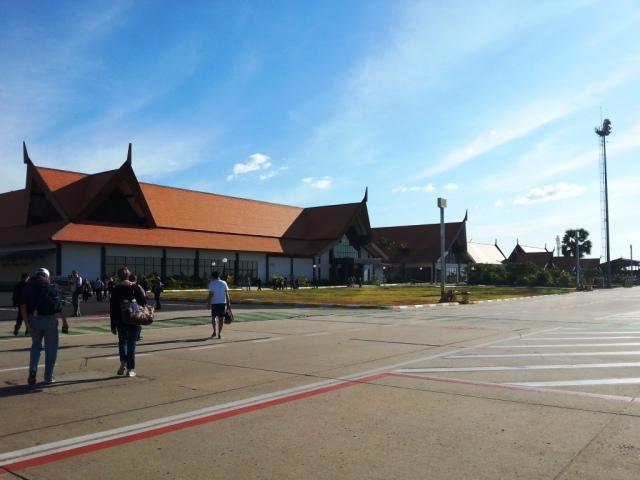 Aeroporto de Siem Reap
