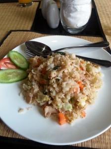 Café da manhã asiático